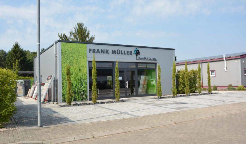 Garten- und Landschaftsbau Frank Müller GmbH & Co. KG