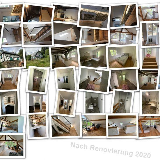 Renovierung Lötscher Mühle